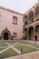 Galleria regionale do Palazzo Abatellis - Palermo